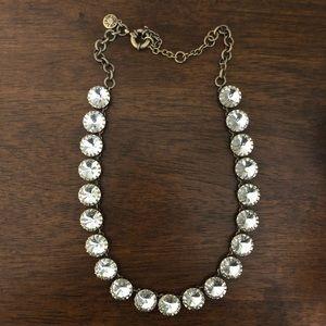 J. Crew Faux Diamond Necklace